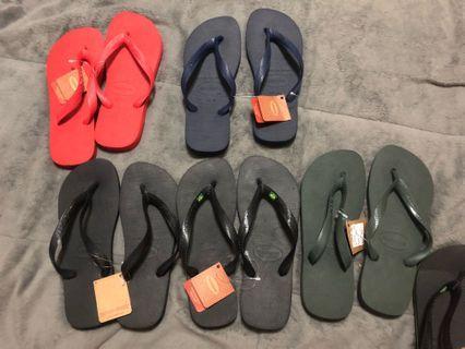 Havaianas哈瓦士全新拖鞋