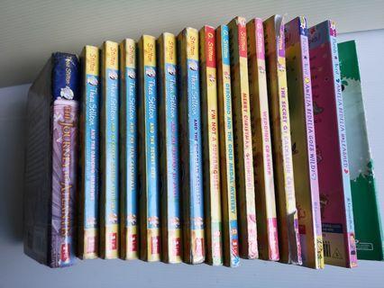 Geronimo Stilton books set 12 book