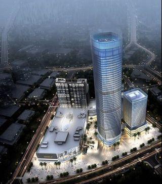 市中心地標住宅900呎60萬總價