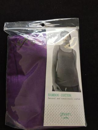 Green by Spring Maternity Bamboo Cotton Camisole #EndgameYourExcess