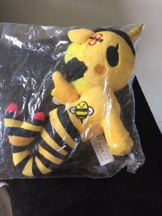 BNWT Tokidoki Water B Soft Plush Toy #EndgameYourExcess