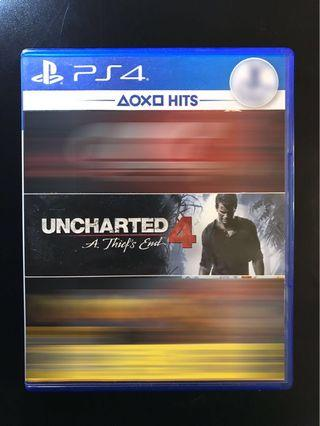 Uncharted 4 中文字幕版