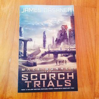 🚚 Maze Runner: The Scorch Trials