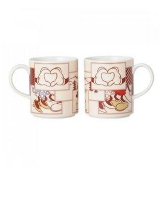Francfranc Disney Pair Mug
