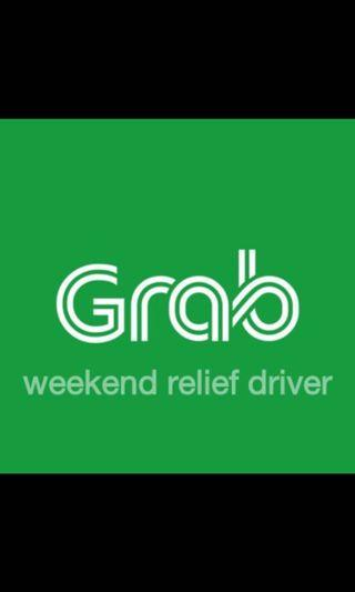 Relief driver for weekend