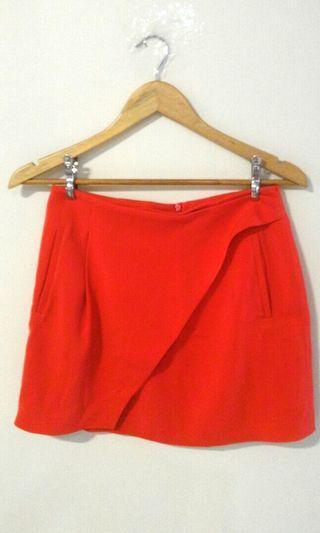 bYsi skirt (reddish orange)
