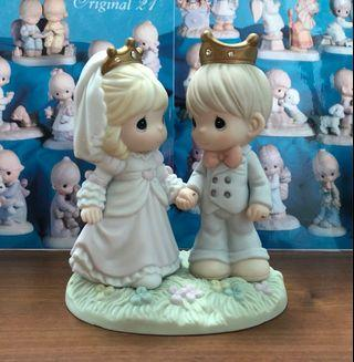 Precious Moments ~ Happily Ever After