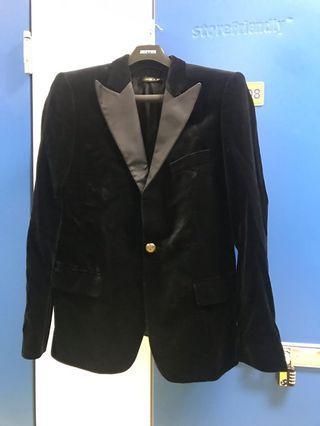 西裝外套 Balmain X H&M Limited Tuxedo Jacket