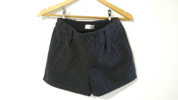 BN thick shorts (grey)