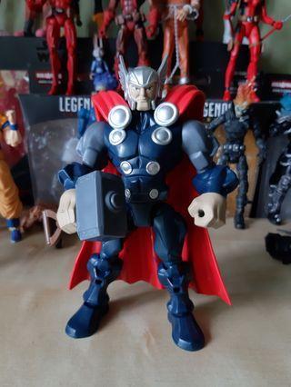 Marvel Superhero Masher THOR - dc ml avengers endgame hasbro