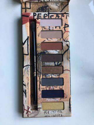 PRICE DROP Urban Decay x Jean Michel Basquiat eyeshadow palette