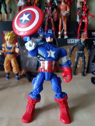 Marvel Superhero Masher CAPTAIN AMERICA - dc ml avengers endgame thanos hasbro