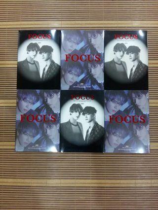[WTS] JUS2 Focus Album/ Photobook