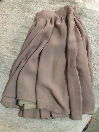 Old Rose Skirt