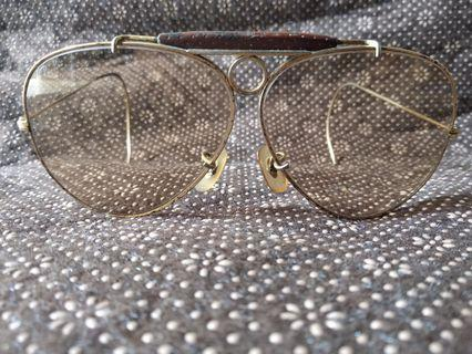 Sunglasses vintage Rayban B&L shooter's
