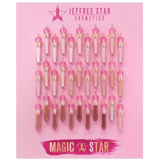 JEFFREE STAR COSMETICS MAGIC STAR CONCEALER [CHOOSE SHADE] BRAND NEW & AUTHENTIC [NO SWAPS, PRICE IS FIRM]