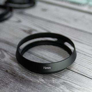 72mm Lens Hood