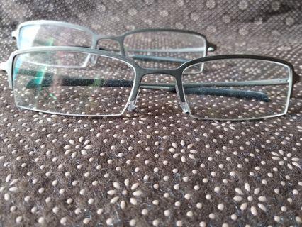 Eyeglass Tag Heuer titanium