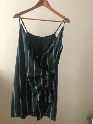 COTTON ON Green Dress