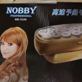 全新Nobby Carmen卷卡曲髮器