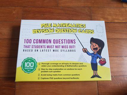 (New) PSLE Mathematics Revision Question Cards