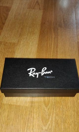 🚚 Authentic Ray-Ban Tech Box