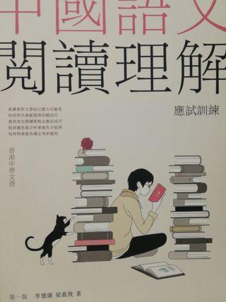 hkdse 中文 閱讀理解應試訓練