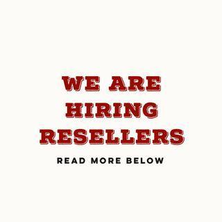 Hiring Resellers
