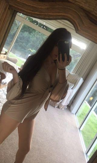 Boohoo Playsuit
