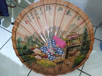 美濃原鄉緣油紙傘
