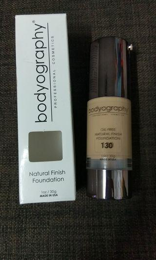 Bodyography Liquid Foundation 粉底液 #130號色
