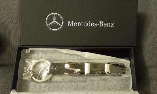 Mercedes-Benz SLC key ring 高級鎖匙扣