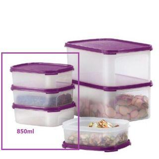 tupperware modular mates (850ml only)