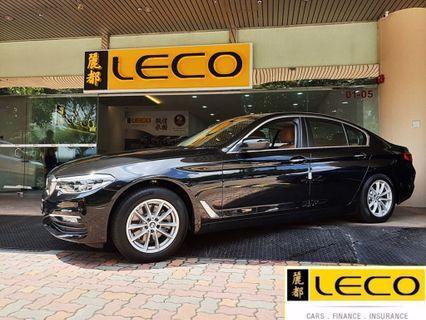 BMW 5 Series Sedan 520i SE (A)