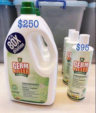 GK 淨可立殺菌清潔濃縮液