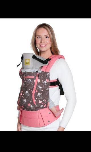 Lillebaby complete carrier all season - coral Cupid arrow (baby carrier)