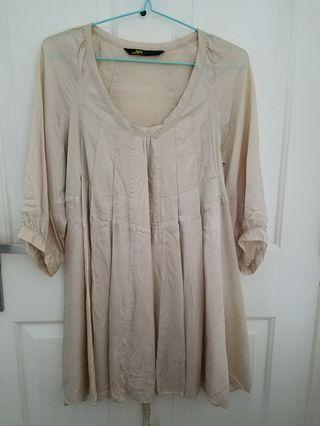 Ray beams dress