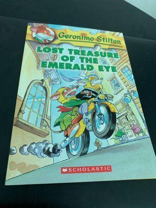 Geronimo stilton #ENDGAMEyourexcess