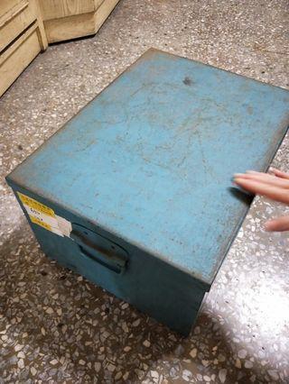 鐵箱 收納箱