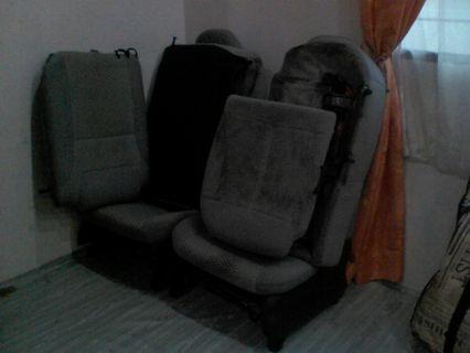 Seat myvi 05 1st model