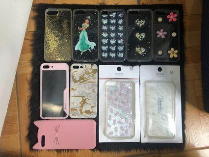 Take all iphone7/8+ cases for only 500!