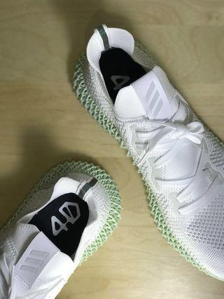 Adidas Running Alphaedge 4d Shoes Men Cg5526 New With Box And Tags Fixing Prices According To Quality Of Products Clothing, Shoes & Accessories Athletic Shoes