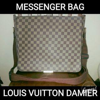 Messenger Bag Louis Vuitton Damier