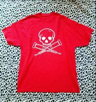 Vtg MTV Jackass tshirt