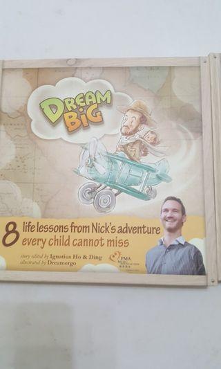 Nick Vujicic books for kids