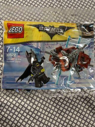 LEGO 30522 Batman in the Phantom Zone Polybag