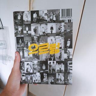 EXO XOXO REPACKAGE ALBUM