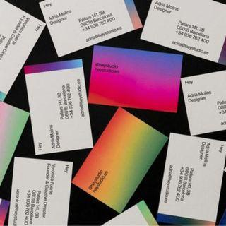 100 Business Cards Print