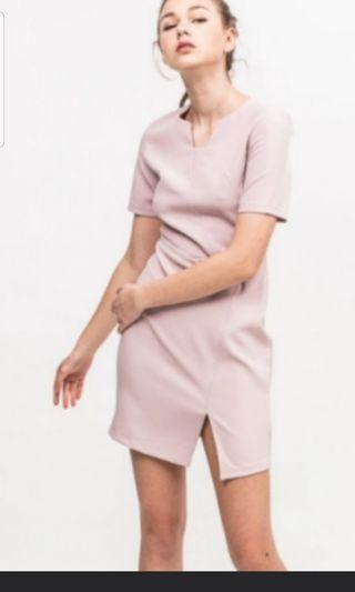 Trade/ Sell Brand new Osmose Pink Formal Office Dress
