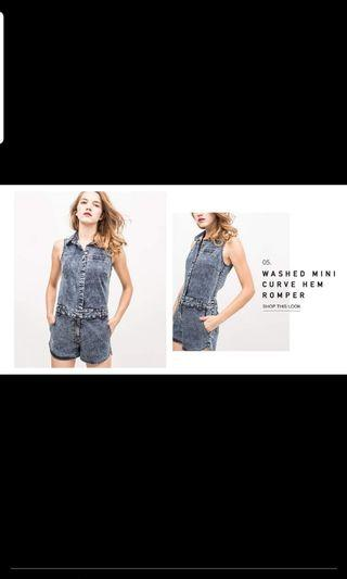 Trade/ Sell Osmose Romper
